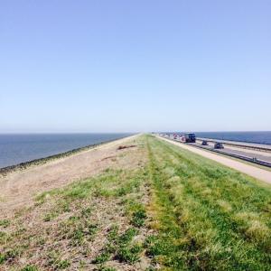 A 30km Bridge